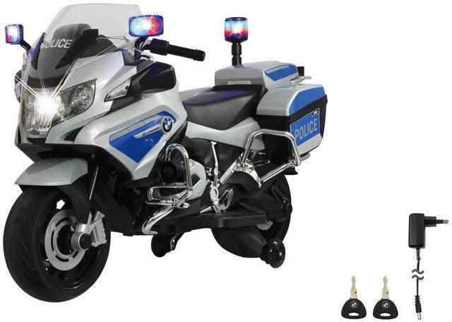 Elektrisches Kindermotorrad JAMARA BMW R1200 RT Police Kinder ab 3 Jahre 12*