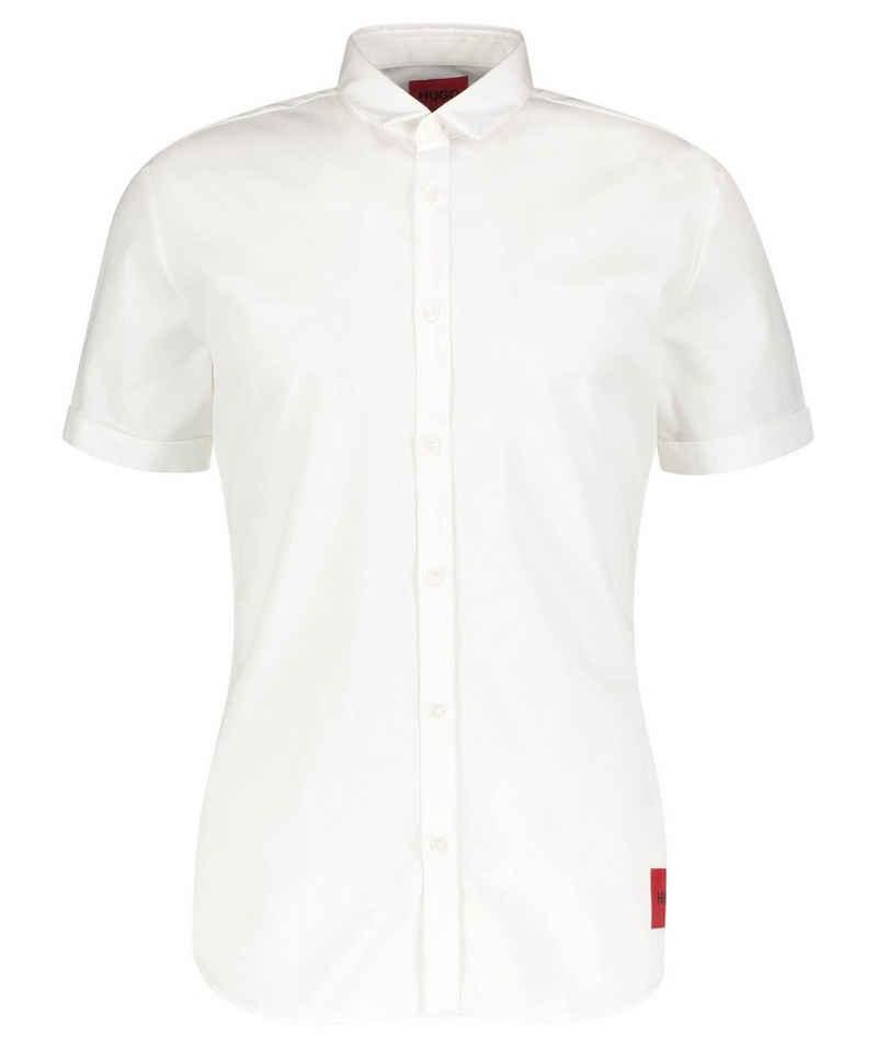 "HUGO Hemd »Herren Hemd ""Empson-W"" Slim Fit Kurzarm«"