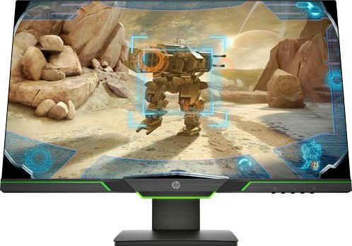 "HP 27xq LED-Monitor (68,6 cm/27 "", 2560 x 1440 Pixel, QHD, 1 ms Reaktionszeit, LED)"