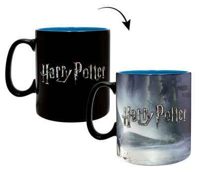 ABYstyle Tasse »Harry Potter – Zaubertasse - Expecto Patronum - Patronus Zauber - Farbwechsel bei Wärme«