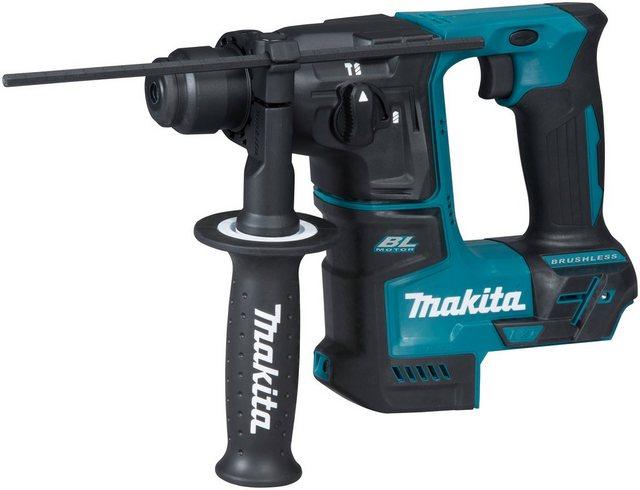 Makita Akku-Bohrhammer DHR171Z , max. 680 U min, ohne Akku Ladegerät