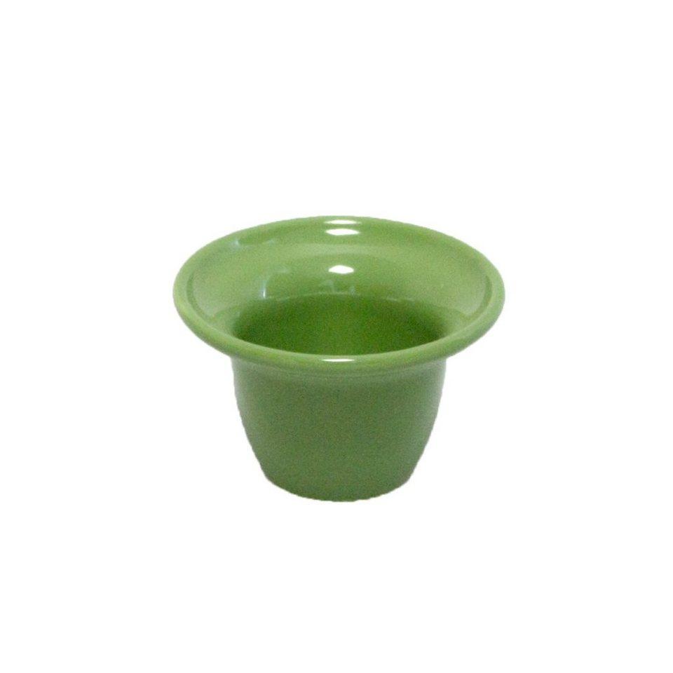 Zeller Keramik Eierbecher »Schäfchen« in Grün