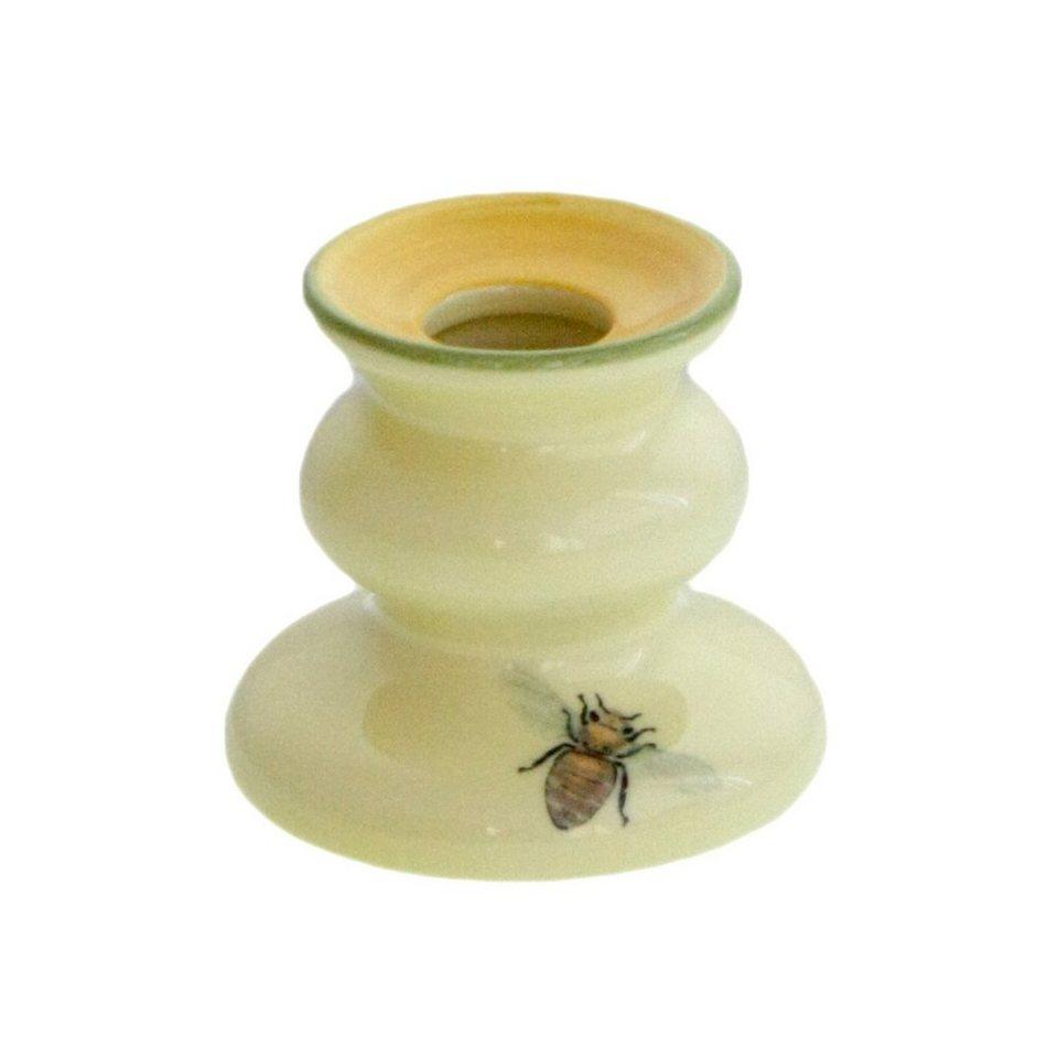Zeller Keramik Leuchter »Biene« in Mehrfarbig
