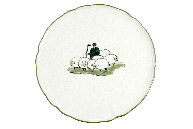 Zeller Keramik Tortenplatte »Schäfchen«