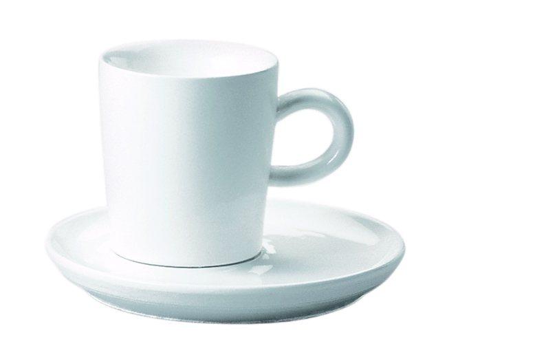 Kahla Espresso-Gedeck 2-tlg. »Five Senses« in Weiß
