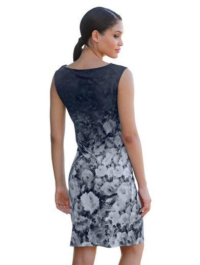 Alba Moda Kleid im Farbverlauf