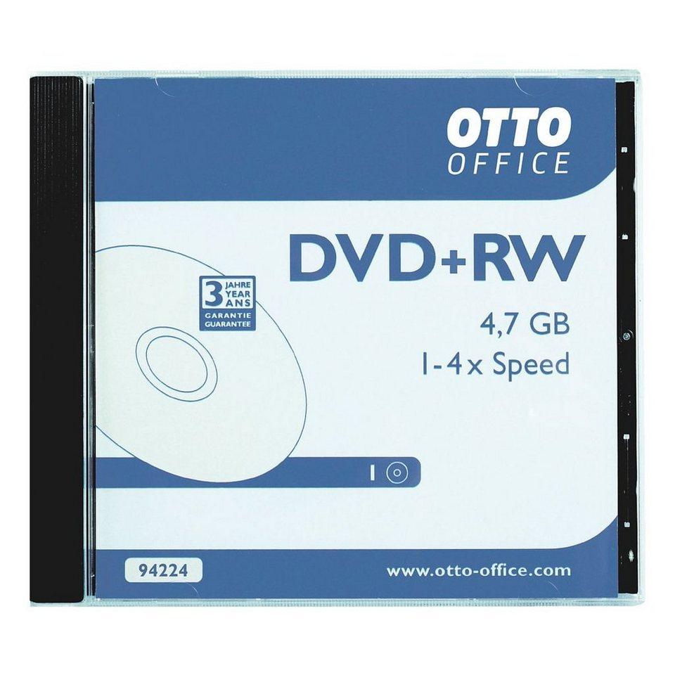 OTTO Office Standard DVD-Rohlinge »DVD+RW«, 10er-Pack