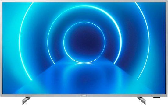Philips 50PUS7555/12 LED-Fernseher (126 cm/50 Zoll, 4K Ultra HD, Smart-TV)