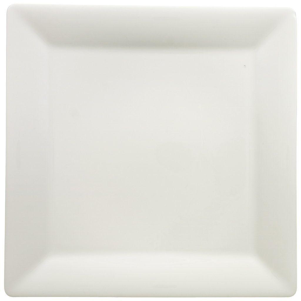 VILLEROY & BOCH Platzteller quadratisch 32x32cm »Pi Carré«