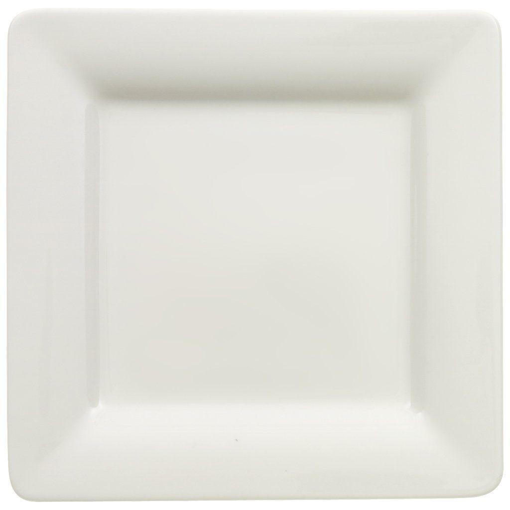 VILLEROY & BOCH Teller flach quadratisch 16x16cm »Pi Carré«