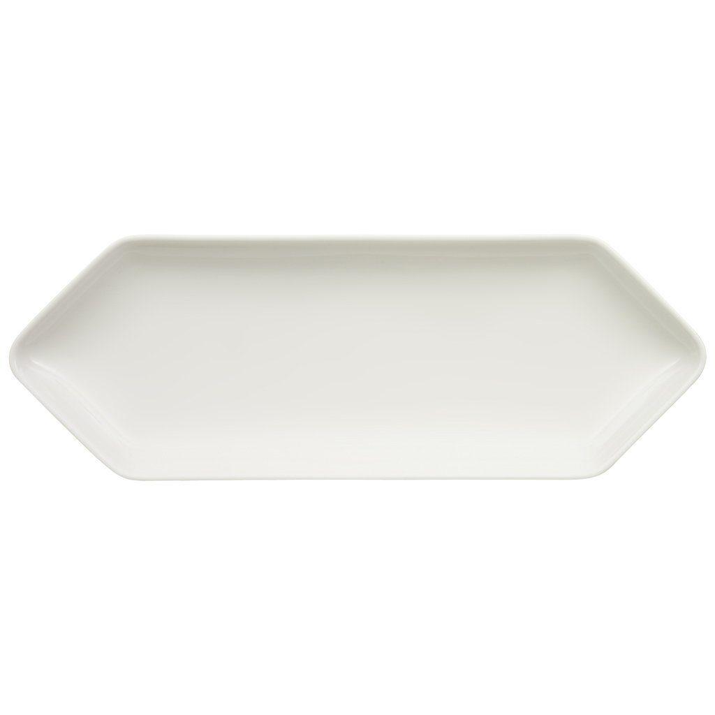 Villeroy & Boch Platte sechseckig 33x12cm »Pi Carré«