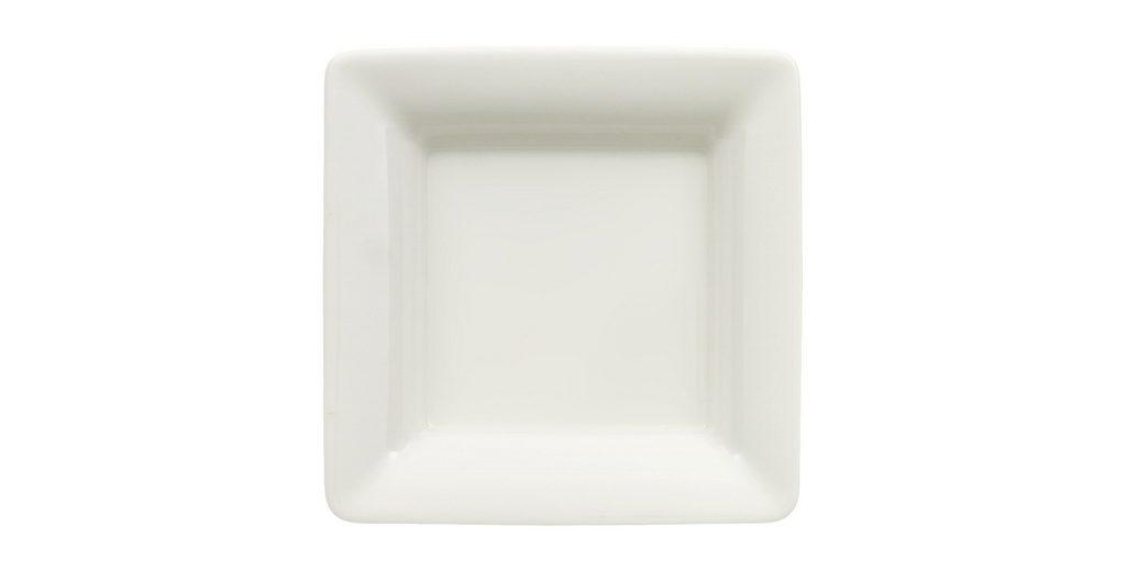 VILLEROY & BOCH Schälchen flach quadratisch 9x9cm »Pi Carré«