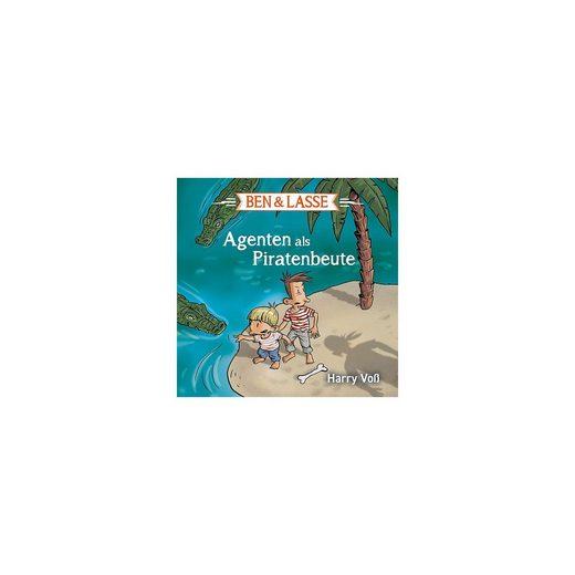Ben & Lasse - Agenten als Piratenbeute, Audio-CD
