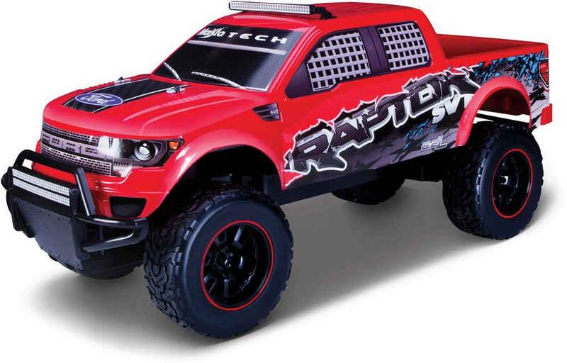 Maisto Tech RC-Auto »Ford F150 Raptor SVT, rot«