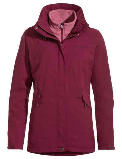VAUDE Doppeljacke »Women's Rosemoor 3in1 Jacket«