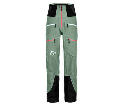 Ortovox Funktionshose »Ortovox Damen Hose 3L Guardian Shell Pants«