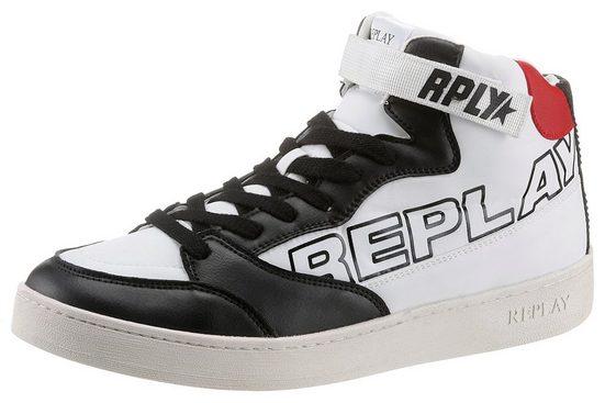 Replay Sneaker in cooler Streetwear-Optik