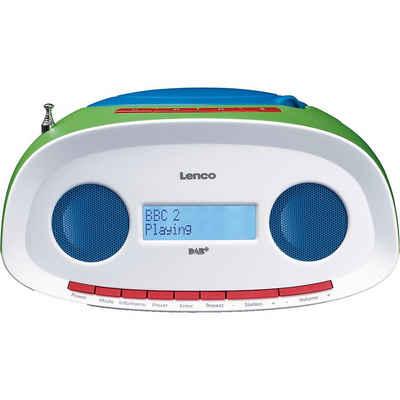 Lenco »SCD-70 DAB+ Kinder-Boombox mit FM Radio, CD- und« CD-Player