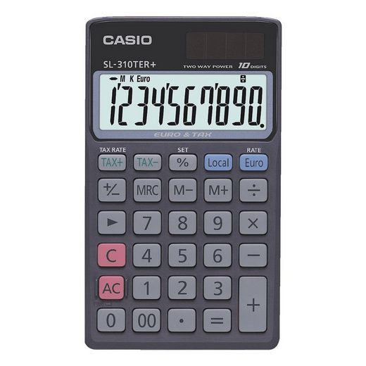 CASIO Taschenrechner »SL-310TER+«