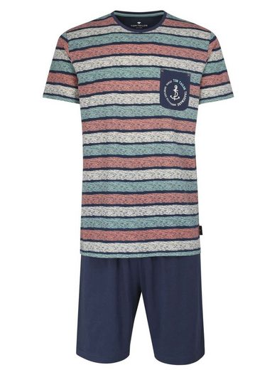 TOM TAILOR Shorty »Kurz-Pyjama« (2 tlg)
