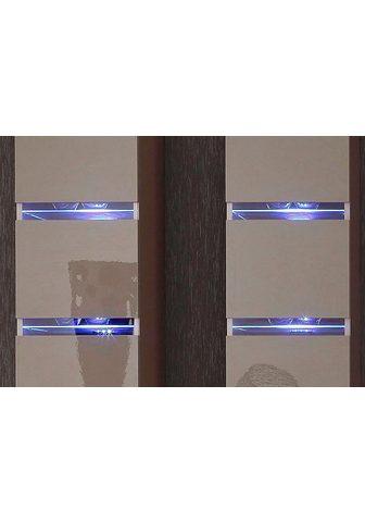 LED Stiklinių lentynų apšvietimas