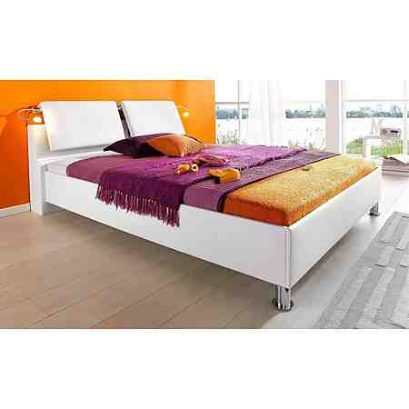 Möbel: Betten: Kunstlederbetten