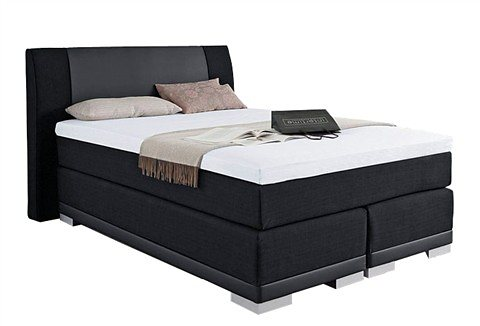 boxspringbett breckle mit verschiedenen matratzenausf hrungen online kaufen otto. Black Bedroom Furniture Sets. Home Design Ideas