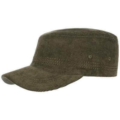 Lipodo Army Cap (1-St) Cordcap mit Schirm