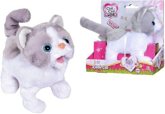 SIMBA Plüschfigur »Chi Chi Love, Little Cat«, mit Soundeffekten