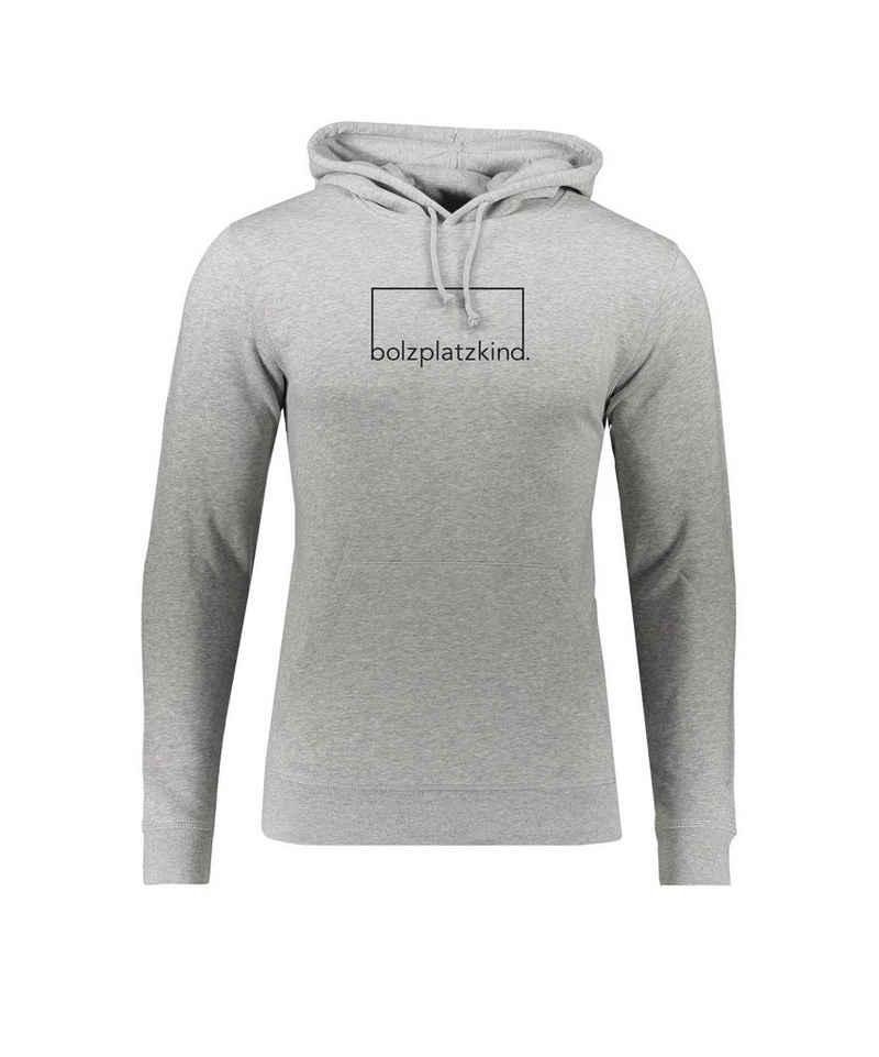 "Bolzplatzkind Sweatshirt »""Selbstliebe"" Hoody«"