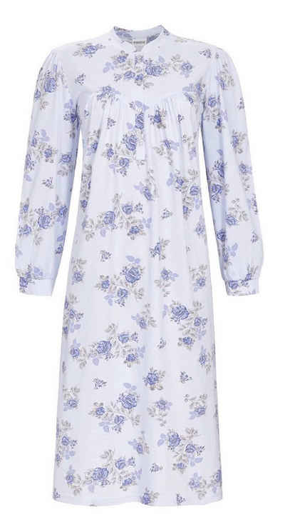 Ringella Nachthemd »Ringella Damen Nachthemd Knopfleiste« auch in großen Größen