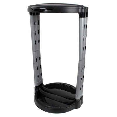 HTI-Living Müllsackständer »Ständer für Abfallsack/Müllsack schwarz-grau«
