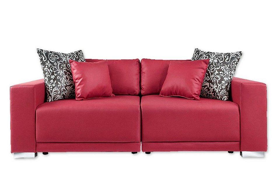 COLLECTION AB Big-Sofa, In 3 verschiedenen Breiten online kaufen | OTTO