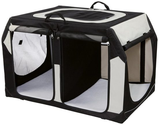 TRIXIE Tiertransportbox »Vario Double Gr. S«, BxTxH: 91x60x61 cm