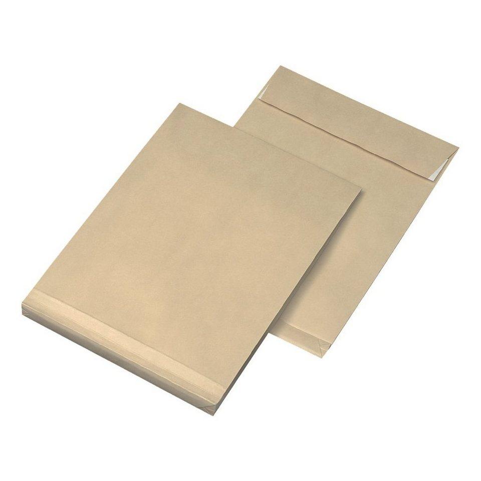 Mailmedia Faltentaschen mit Steh-/Klotzboden in 88871
