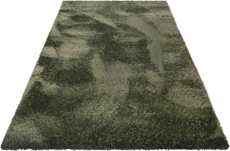 Hochflor-Teppich »YOGI«, Esprit, rechteckig, Höhe 50 mm