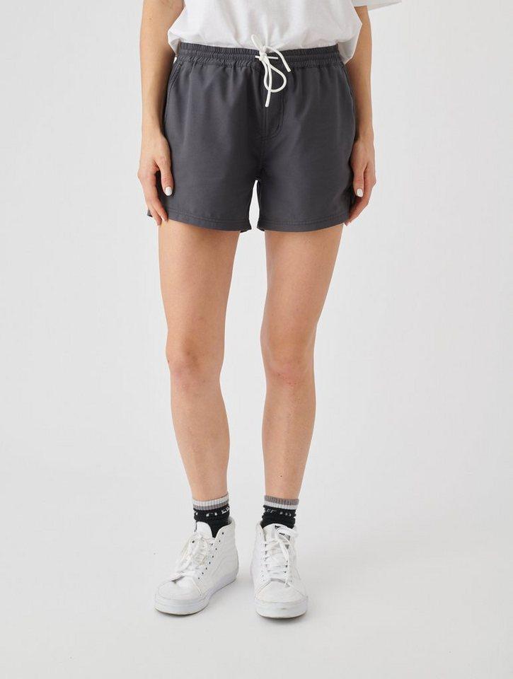 Bademode - Cleptomanicx Badehose »Magic Pants«, in sportlichem Design › schwarz  - Onlineshop OTTO