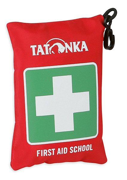 Tatonka Reiseapotheke »First Aid School« in rot