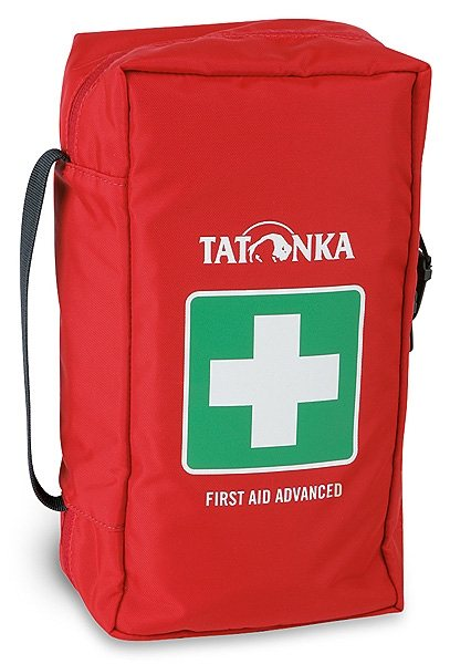 Tatonka Reiseapotheke »First Aid Advanced« in rot