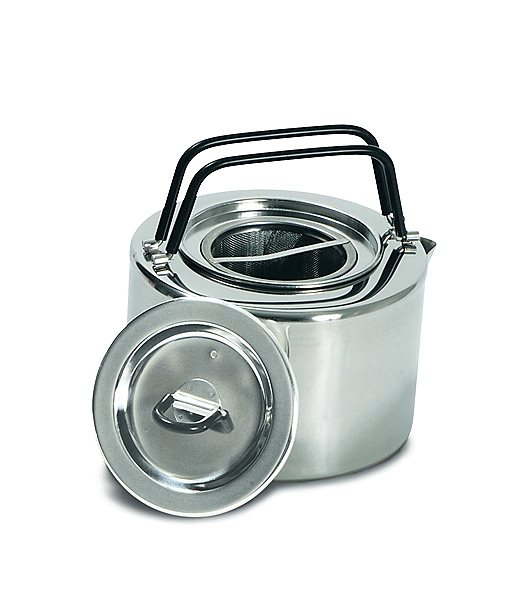 Tatonka Camping-Geschirr »Teapot 1500ml« in silber