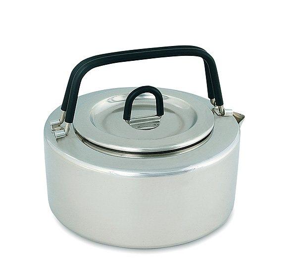 Tatonka Camping-Geschirr »Teapot 1000ml« in silber
