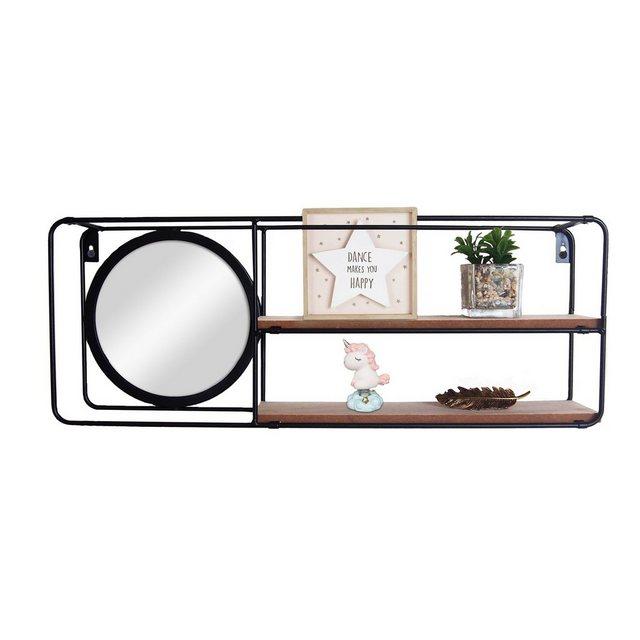 Küchenregale - HTI Line Wandregal »Wandregal Mirror Viola«, Wandregal  - Onlineshop OTTO