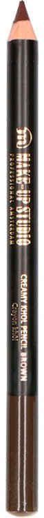 MAKE-UP STUDIO AMSTERDAM Kajal »Creamy Kohl Pencil eyeliner«