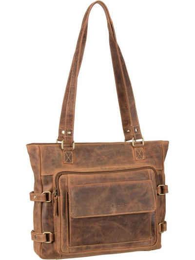 Greenburry Handtasche »Vintage 1635 Shopper«, Shopper