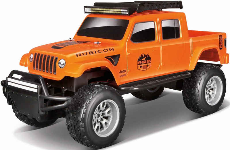 Maisto Tech RC-Auto »Jeep Gladiator, orange«