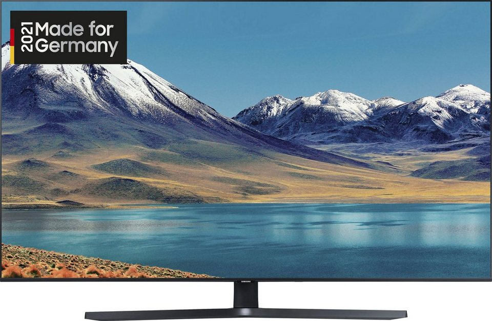 Samsung Gu65tu8509u Led Fernseher 163 Cm 65 Zoll 4k Ultra Hd Smart Tv Online Kaufen Otto
