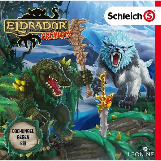 Universum Hörspiel »CD Schleich Eldrador 02 - Dschungel gegen Eis«