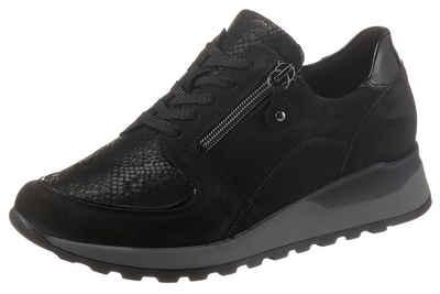 Waldläufer »HIROKO« Keilsneaker im Materialmix, Weite H