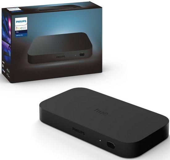 Philips Hue »Philips Hue Play HDMI Sync Box« Smart-Home-Steuerelement, Input von bis zu 4 HDMI-Geräten