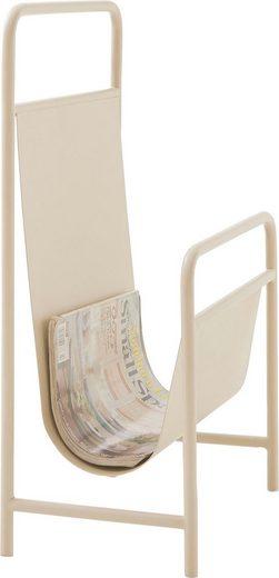 COUCH♥ Zeitungsständer »Input gewünscht«, Gestell aus Metall